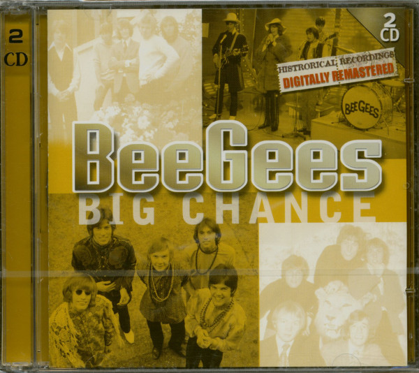 Big Chance (CD)