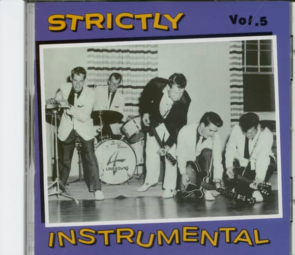 Vol.5, Strictly Instrumental