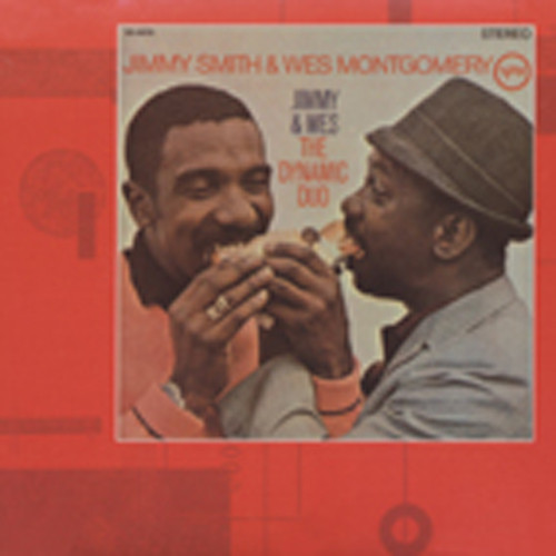 Smith, Jimmy & Wes Montgomery Jimmy & Wes - The Dynamic Duo (1966)...plus