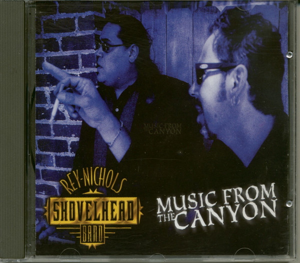 Music From The Canyon (CD)