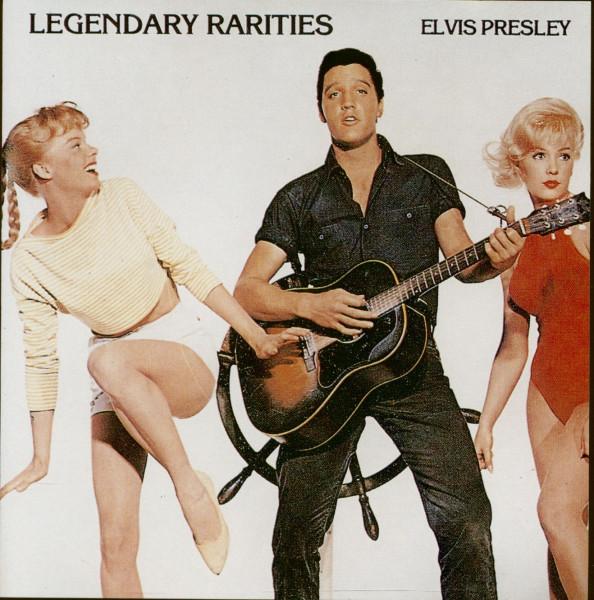 Legendary Rarities (CD)