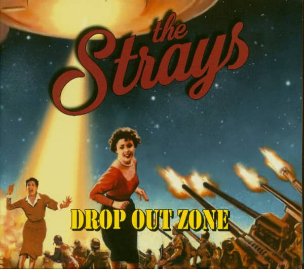 Drop Out Zone (CD)