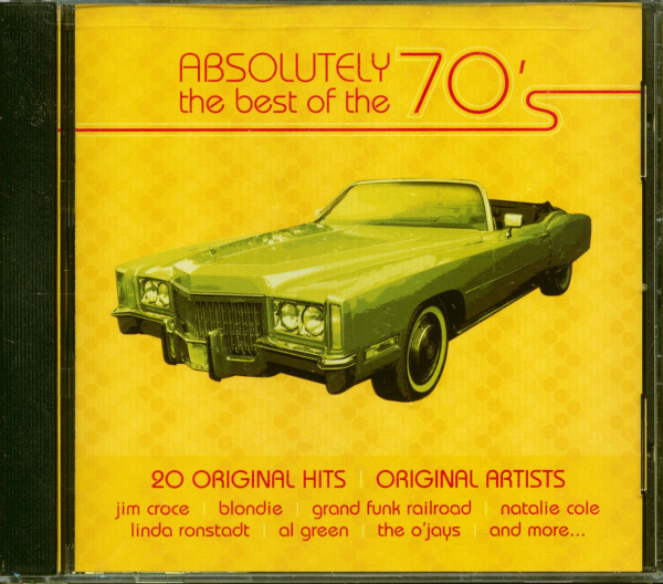 Absolutely The Best Of The 70's (CD)