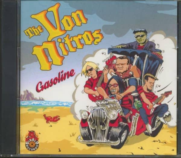 Gasoline (CD)