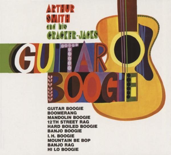 Smith, Arthur Guitar Boogie...plus