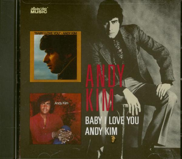 Baby, I Love You - Andy Kim (CD)