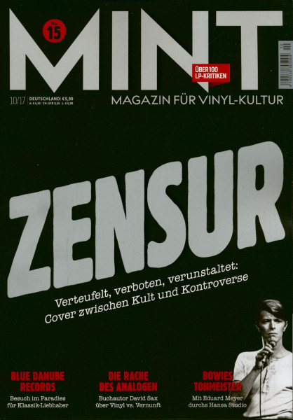 Mint Magazin #15