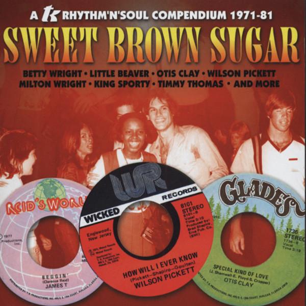 Va Sweet Brown Sugar - TK Rhythm'n'Soul 1971-81