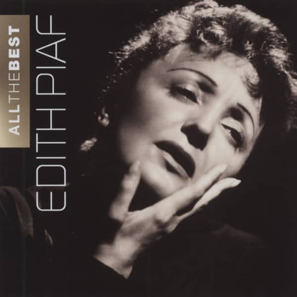 Piaf, Edith All The Best (2-CD)
