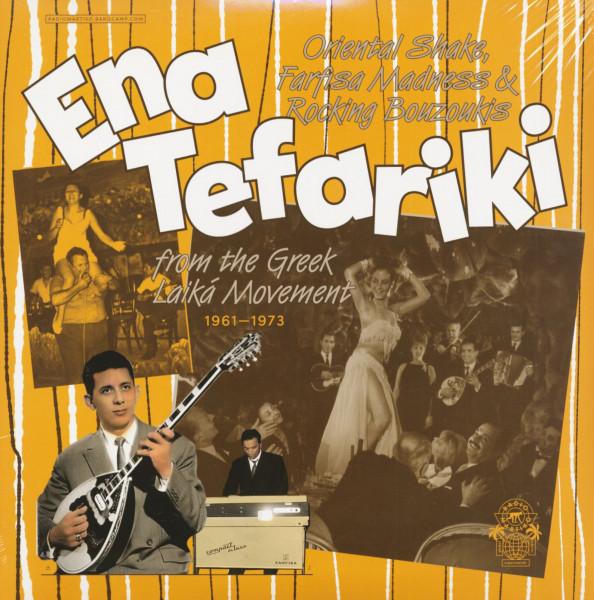 Ena Tefariki - From The Greek Laika Movement 1961 - 1973 (2-LP)