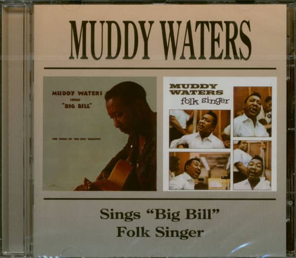 Sings Big Bill - Folk Singer