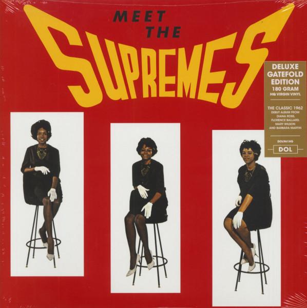 Meet The Supremes (LP, 180g Vinyl)