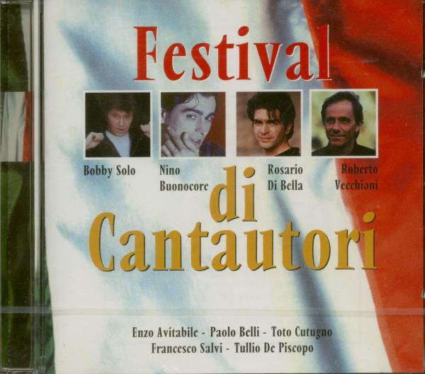 Festival Di Cantautori (CD)