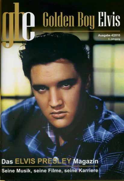 Golden Boy Elvis - Fachmagazin 4-2010