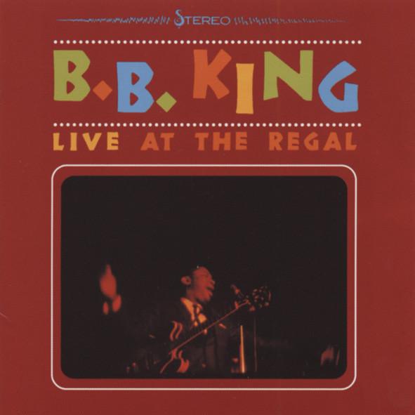 King, B.b. Live At The Regal