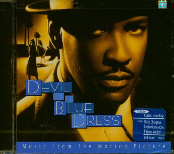 Devil In A Blue Dress (CD)