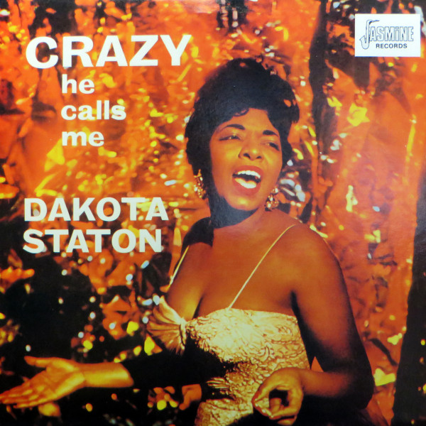 Crazy He Calls Me (1959) re Vinyl LP