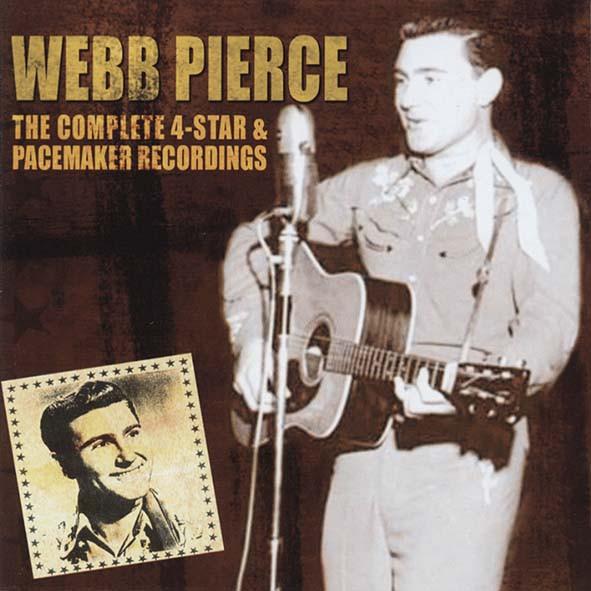 Pierce, Webb Complete 4-Star & Peacemaker (2-CD)