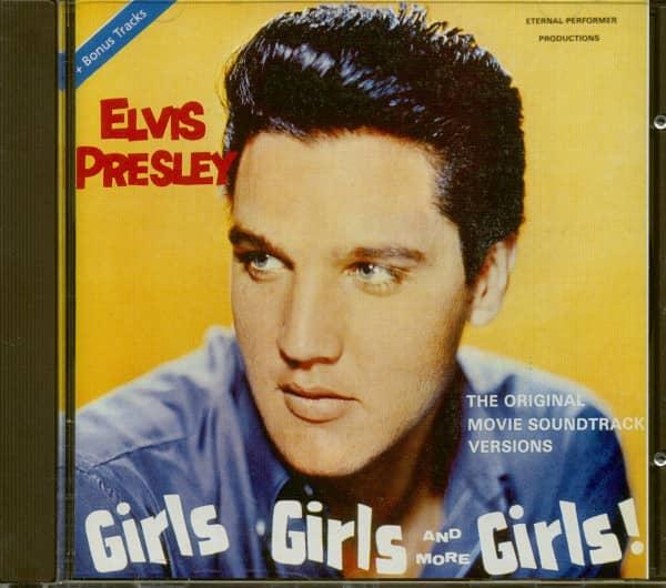 Girls, Girls And More Girls (CD)