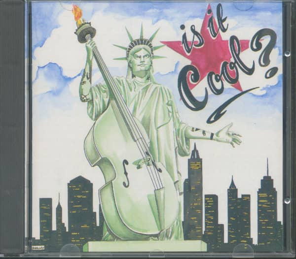 Is It Cool (CD)