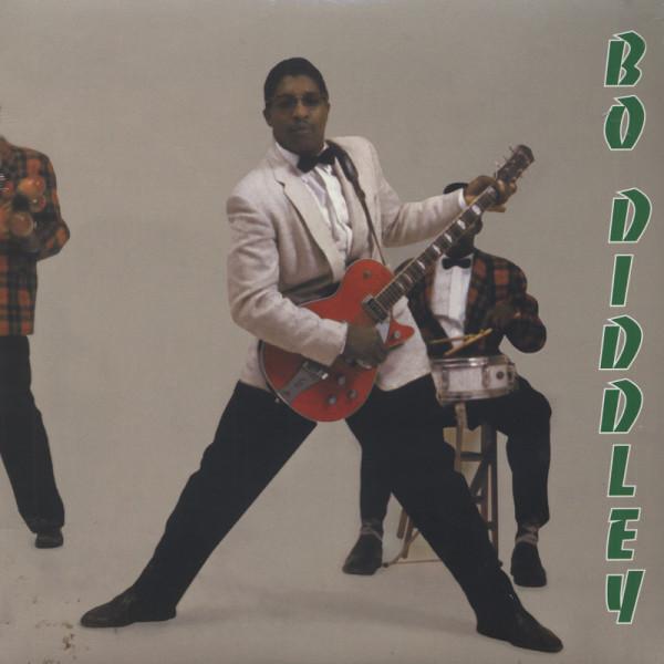 Diddley, Bo Bo Diddley (1958)