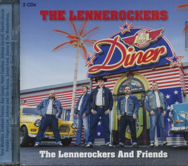 The Lennerockers And Friends (2-CD)