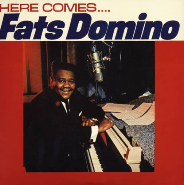 Domino, Fats Here Comes - Papersleeve