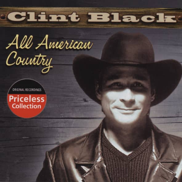 Black, Clint All American Country