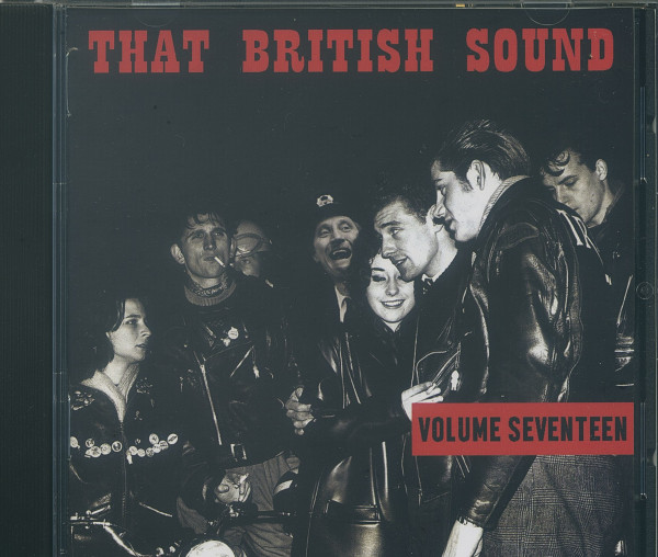 That British Sound Vol.17 (CD)