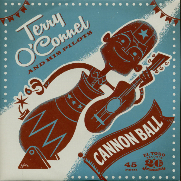 Cannonball (7inch, EP, 45rpm, PS)