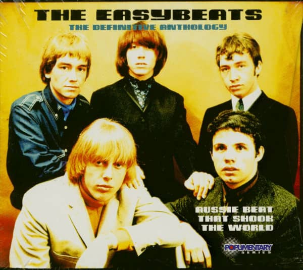The Definitive Anthology - Aussie Beat That Shook The World (2-CD)