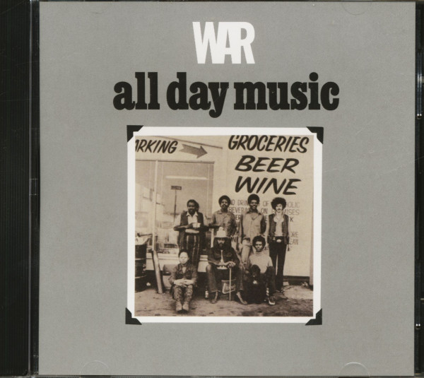 All Day Music (CD)