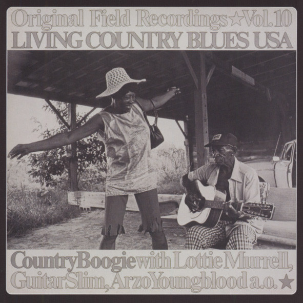 Va Living Country Blues USA Vol.10