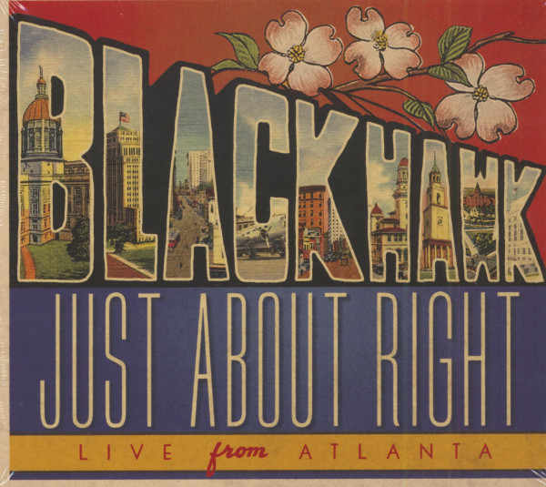 Just About Right - Live From Atlanta (2-CD)