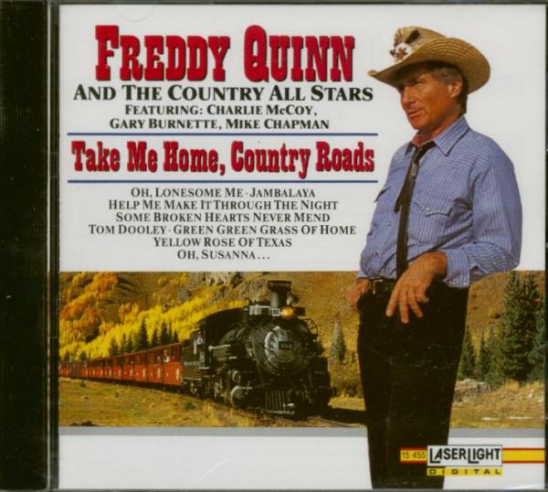 Take Me Home, Country Roads (CD)