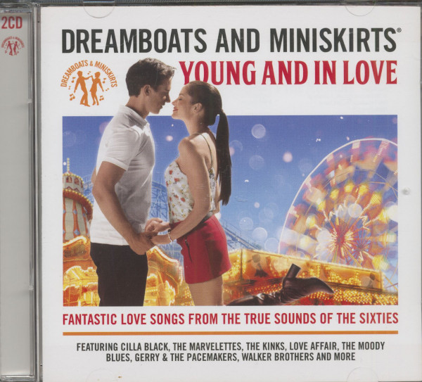 Dreamboats And Miniskirts - Young And In Love (2-CD)