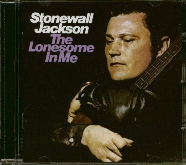 Jackson, Stonewall The Lonesome In Me (CD)