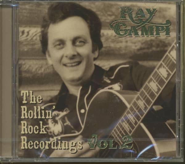 The Rollin' Rock Recordings, Vol.2 (CD)