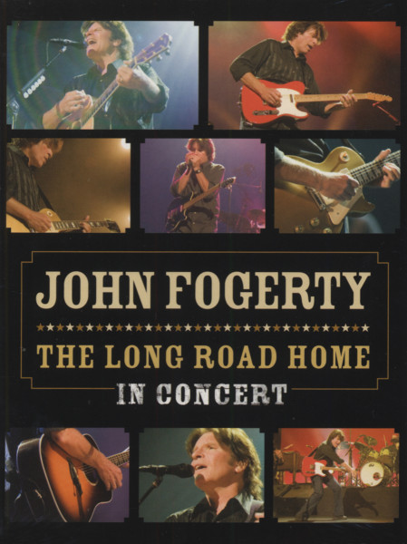 Fogerty, John The Long Road Home - In Concert (0)