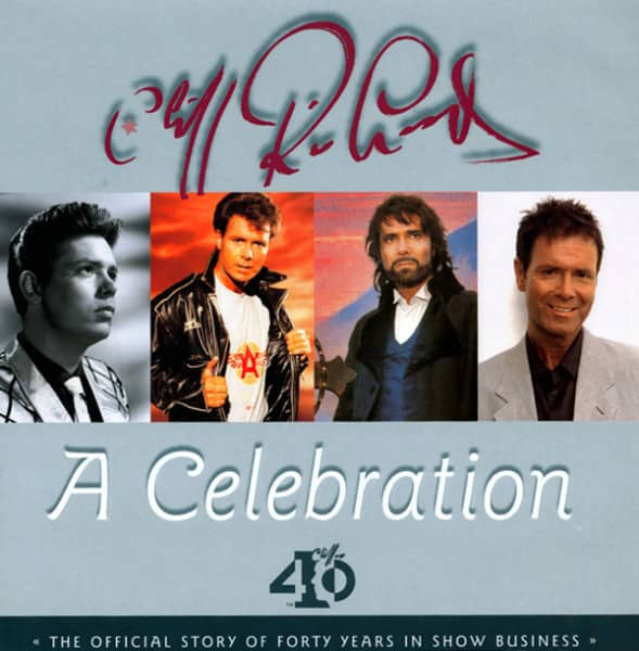 A Celebration - The Official Story Of 40 Years In Show Business (HB)