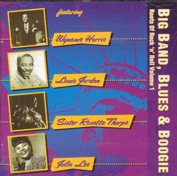 Big Band, Blues & Boogie