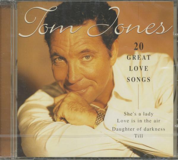 Great Love Songs (CD)