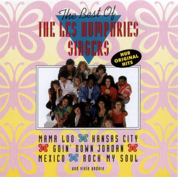 The Best Of The Les Humphries Singers (CD)
