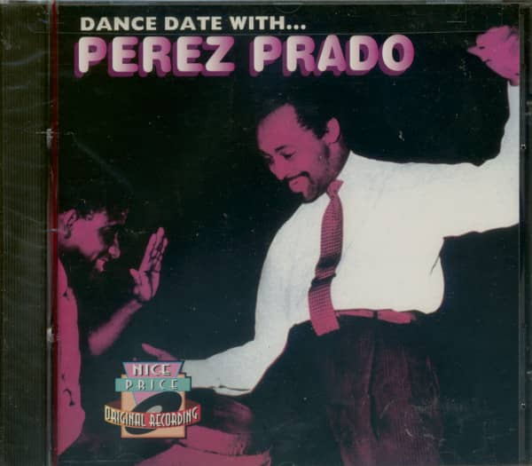 Dance Date (CD)