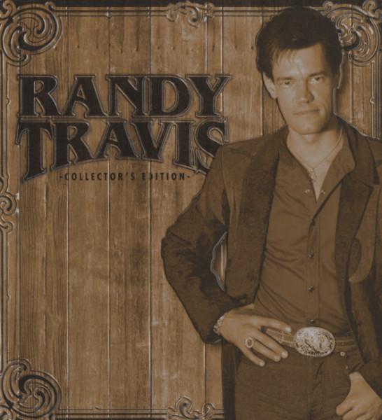 Travis, Randy Collector's Steelbox Edition (3-CD)