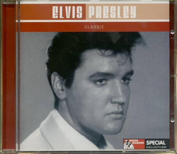 Classic - TP Musik Marked Special Collection (CD Denmark)