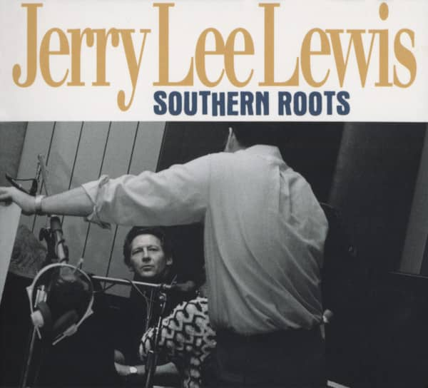 Lewis, Jerry Lee Southern Roots – The Original Sessions (2-CD)