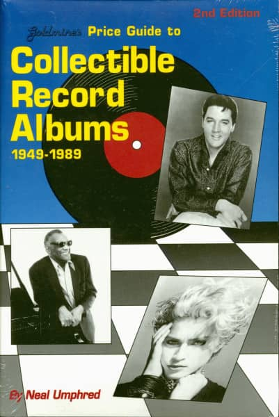Goldmine's Price Guide To Collectable Record Albums 1949-1989 (PB, 2nd Edition)