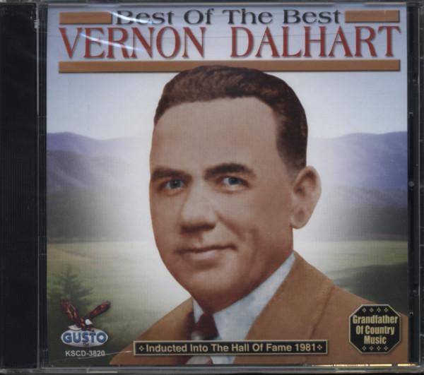 Dalhart, Vernon Best Of The Best