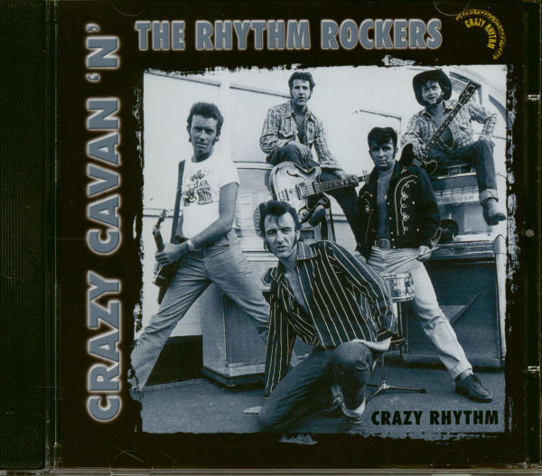 Crazy Rhythm (CD)